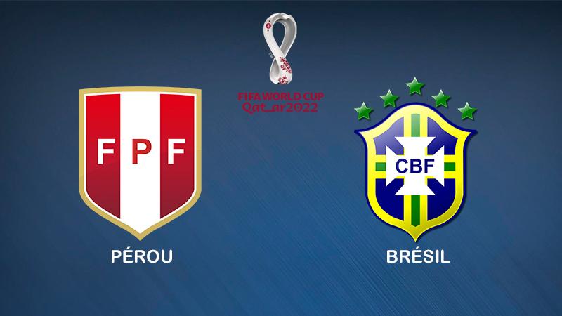 pronostic Pérou Brésil