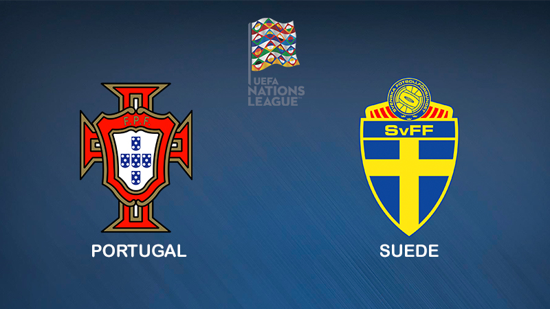 Pronostic Portugal Suède