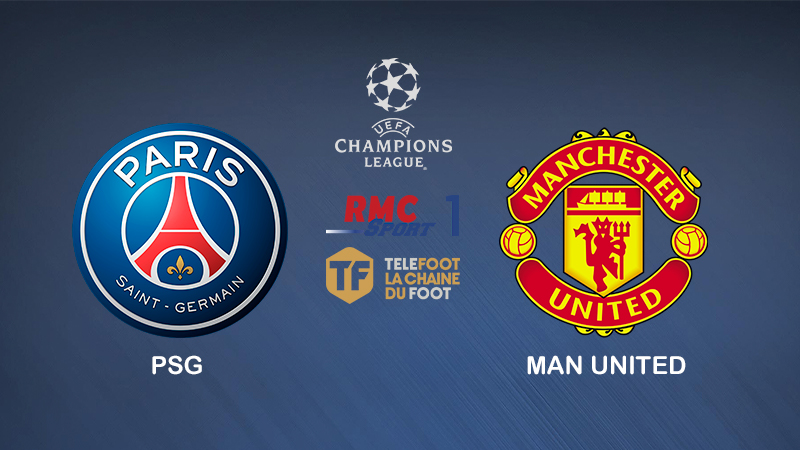 Pronostic PSG Manchester United