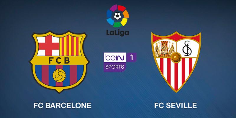 Pronostic Barcelone Séville