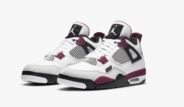 Sneakers Air Jordan 4 PSG