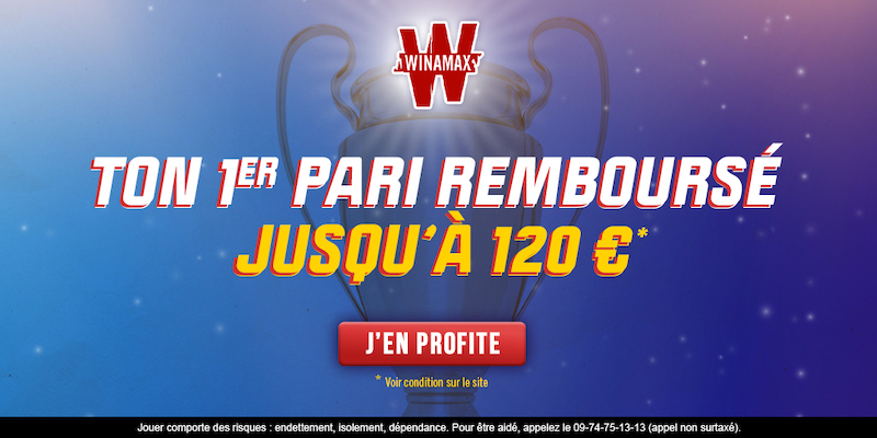 Bonus Winamax Ligue des Champions