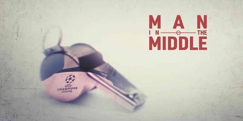 Documentaire UEFA Man in the Middle