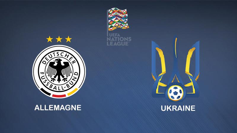 Pronostic Allemagne Ukraine