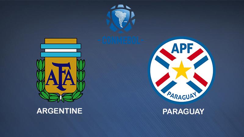 Pronostic Argentine Paraguay