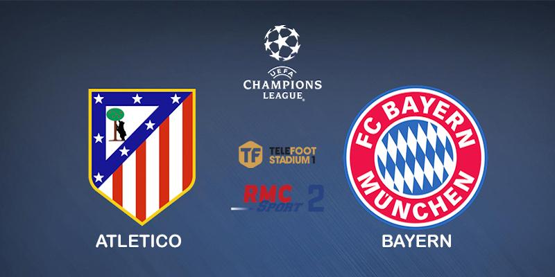 Pronostic Atlético Madrid Bayern Munich