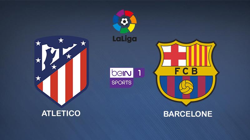 Pronostic Atletico Barcelone