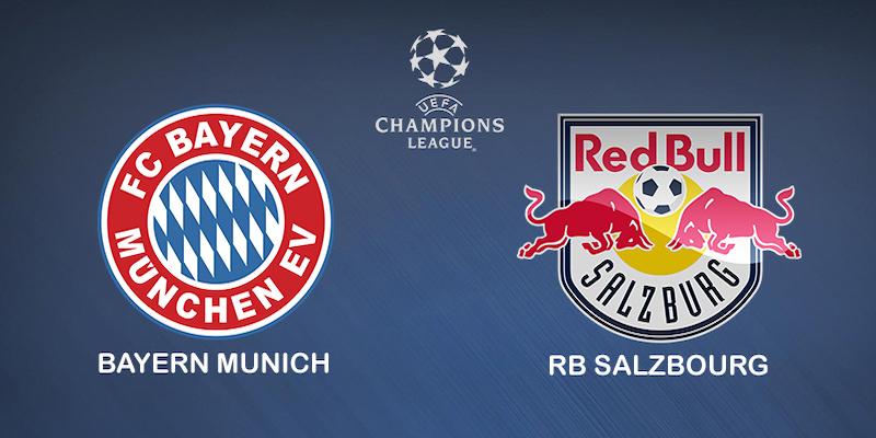Pronostic Bayern Munich RB Salzbourg