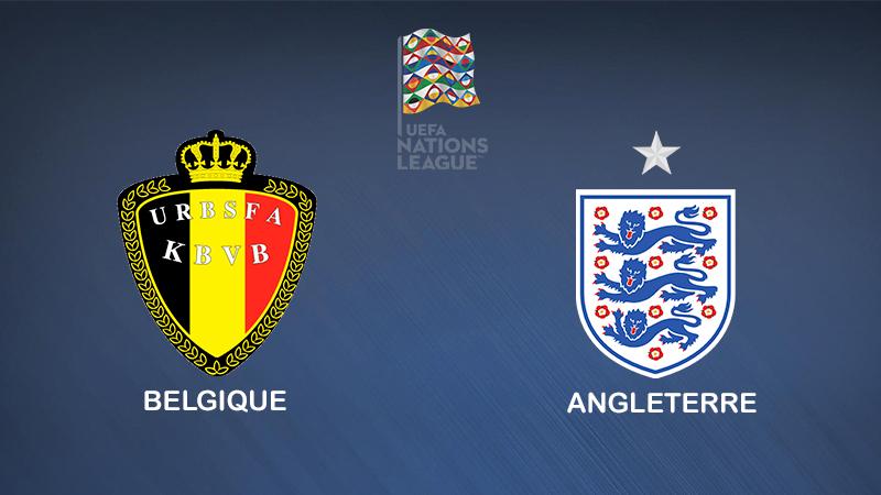 pronostic Belgique Angleterre