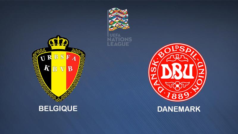 Pronostic Belgique Danemark