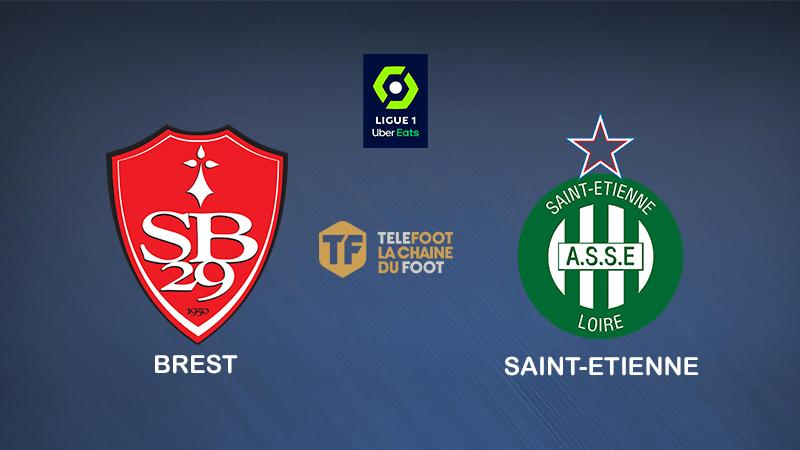 Pronostic Brest Saint-Etienne