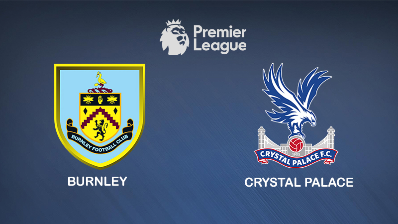 Pronostic Burnley Crystal Palace