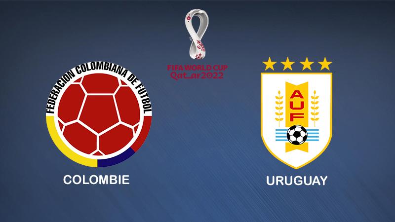 Pronostic Colombie Uruguay