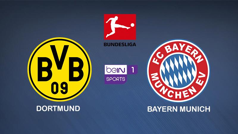 Pronostic Dortmund Bayern Munich