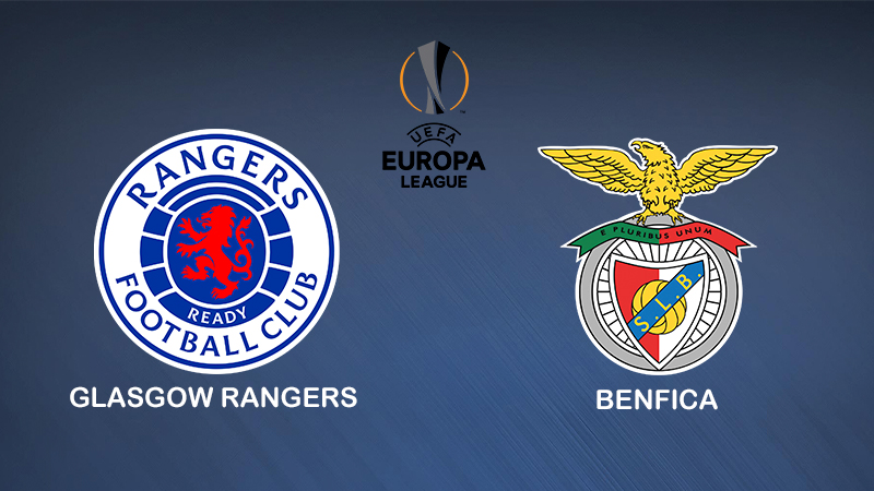 Pronostic Glasgow Rangers Benfica