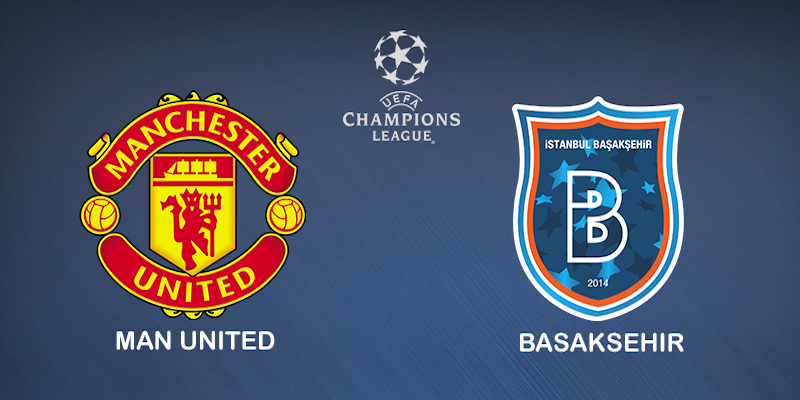 Pronostic Manchester United Istanbul Basaksehir