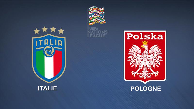 Pronostic Italie Pologne