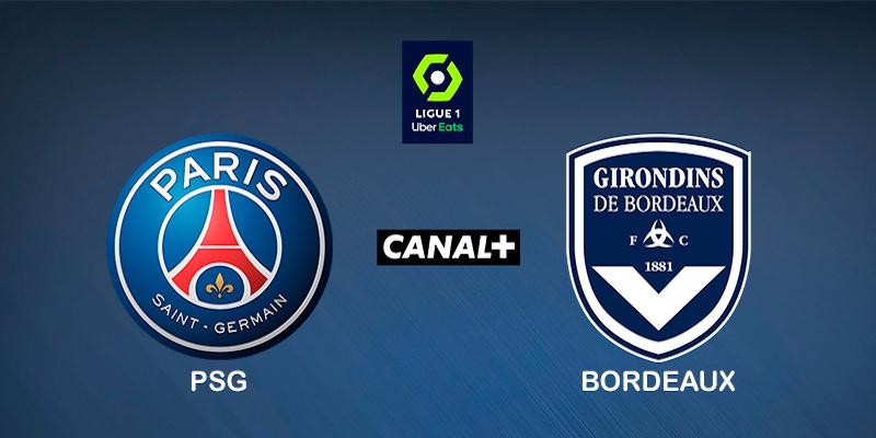 Pronostic PSG Bordeaux