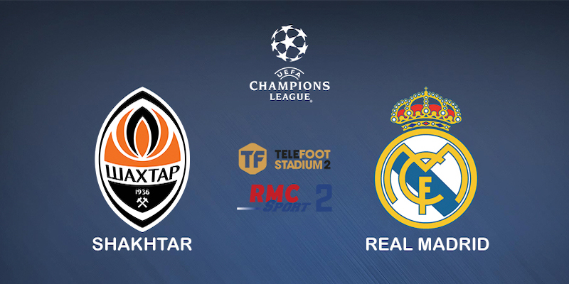 Pronostic Shakhtar Real Madrid