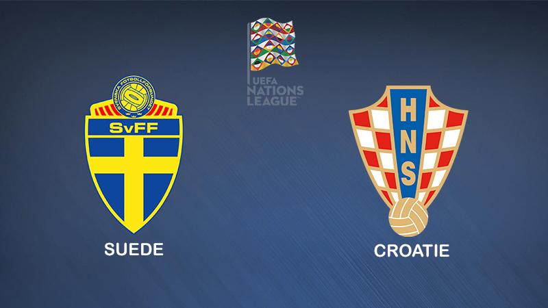 Pronostic Suède Croatie