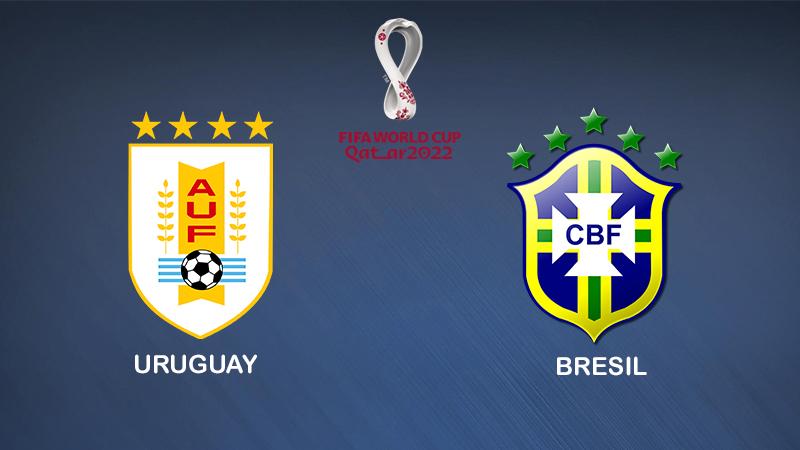 Pronostic Uruguay Brésil