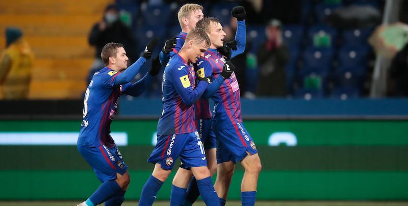 CSKA Moscou pépites