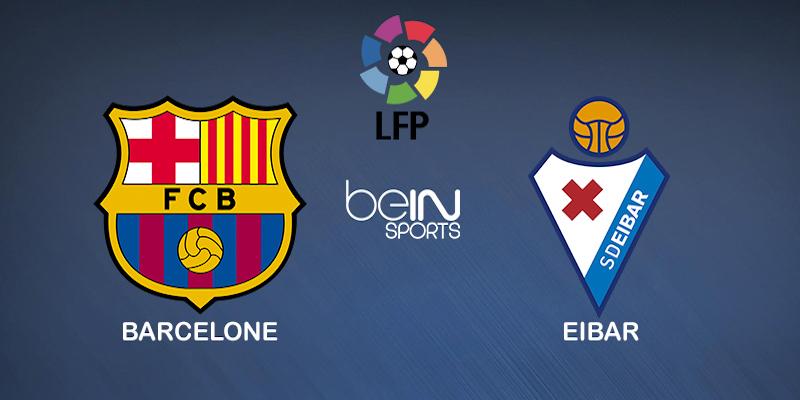 Pronostic Barcelone Eibar