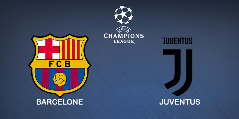 Pronostic Barcelone Juventus