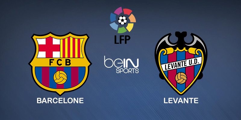 Pronostic Barcelone Levante