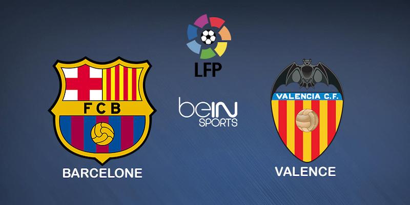 Pronostic Barcelone Valence