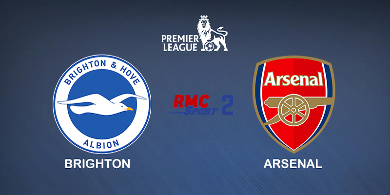Pronostic Brighton Arsenal