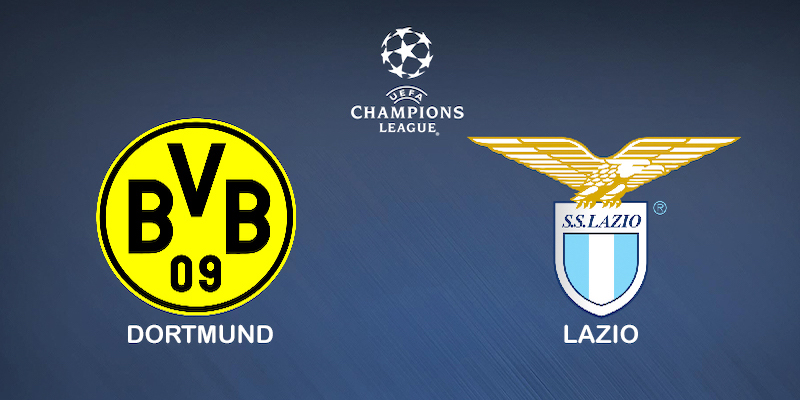 Pronostic Dortmund Lazio