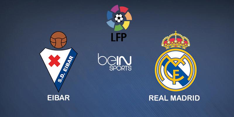 Pronostic Eibar Real Madrid