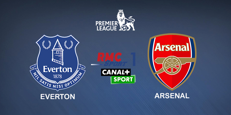 Pronostic Everton Arsenal