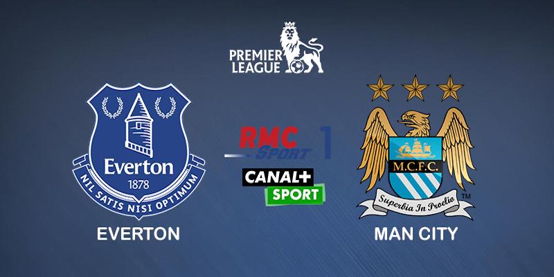 Pronostic Everton Manchester City