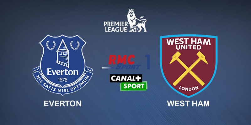 Pronostic Everton West Ham