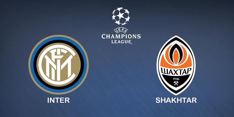 Pronostic Inter Shakhtar Donetsk