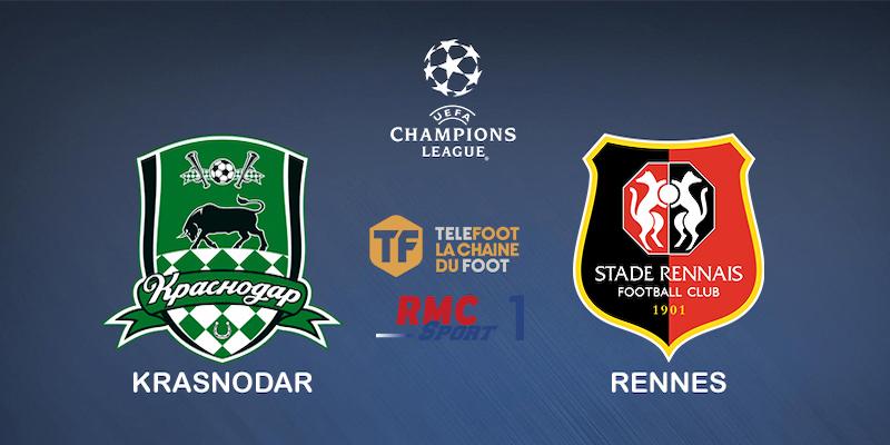 Pronostic Krasnodar Rennes