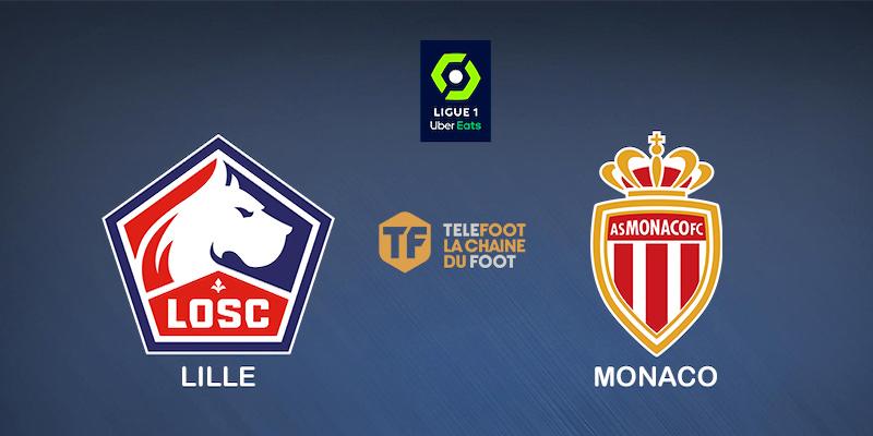 Pronostic Lille Monaco