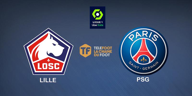 Pronostic Lille PSG