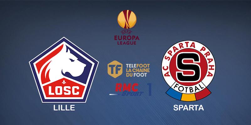 Pronostic Lille Sparta Prague