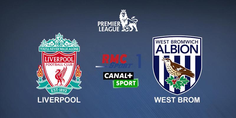 Pronostic Liverpool West Bromwich