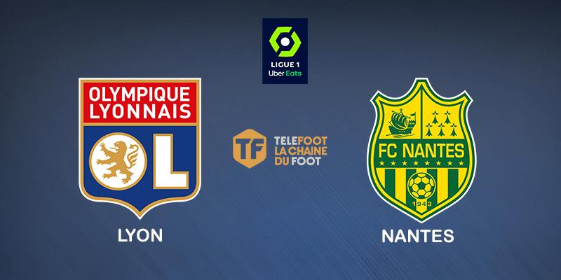 Pronostic Lyon Nantes