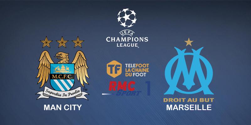 Pronostic Manchester City Marseille