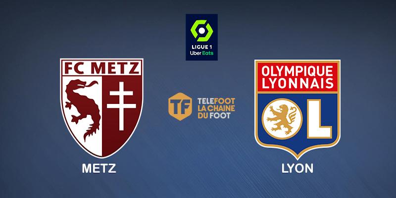 Pronostic Metz Lyon