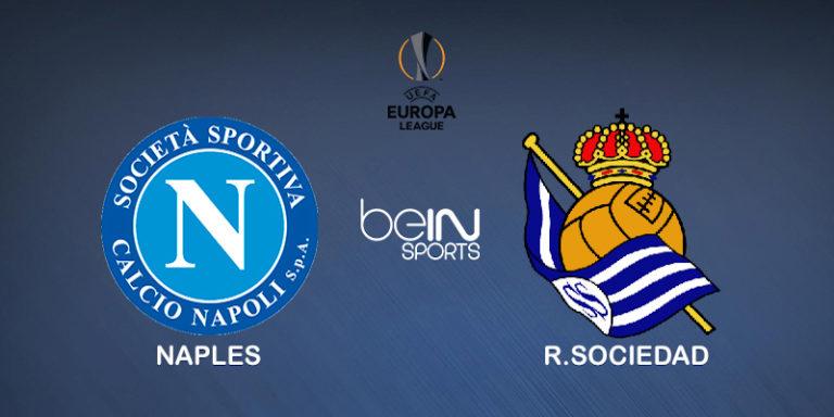 Pronostic Naples Real Sociedad