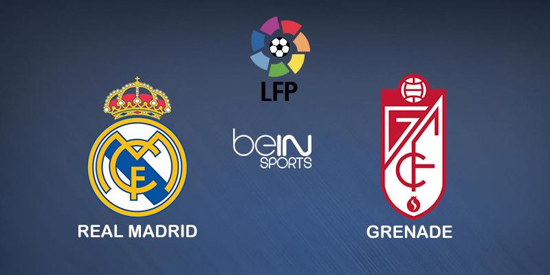 Pronostic Real Madrid Grenade