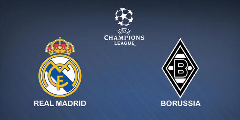 Pronostic Real Madrid Monchengladbach