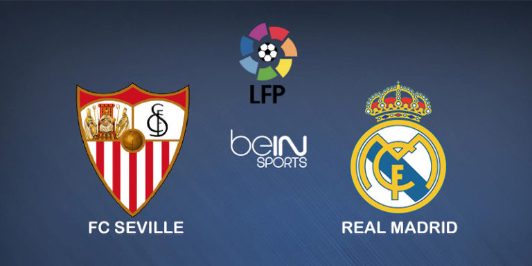 Pronostic FC Séville Real Madrid