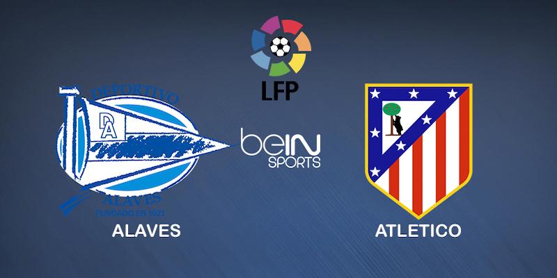 Pronostic Alaves Atletico Madrid